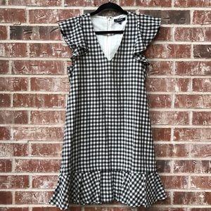 NWT Madewell Gingham Dress